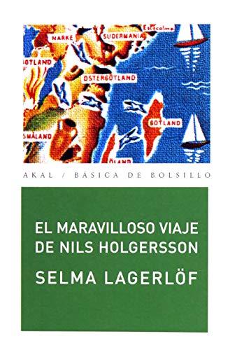 9788446025221: El maravilloso viaje de Nils Holgersson (Básica de Bolsillo)