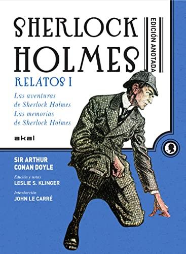 9788446025443: Sherlock Holmes anotado - Las Aventuras. Las Memorias: 1 (Grandes libros)