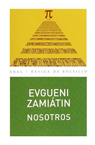 9788446026723: Nosotros (Básica de Bolsillo)
