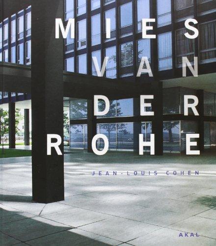 Mies van der Rohe - Cohen, Jean-Louis, Calatrava, Juantr.