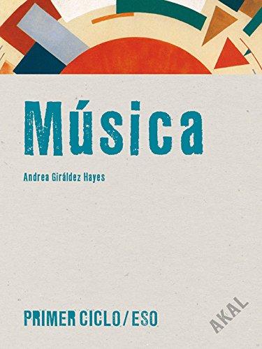 9788446027119: Música Primer Ciclo ESO. Libro del alumno (Enseñanza secundaria) - 9788446027119
