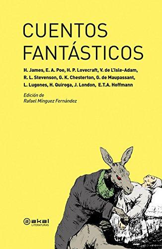 CUENTOS FANTASTICOS: Rafael Mínguez Fernández (ed.)