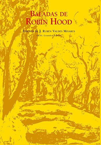 9788446027249: Baladas de Robin Hood: 3 (Grandes libros)