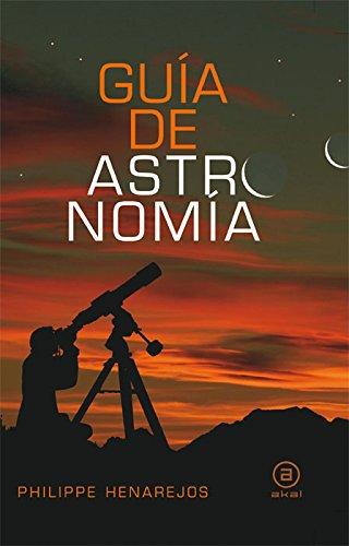 9788446028055: Guía de astronomía