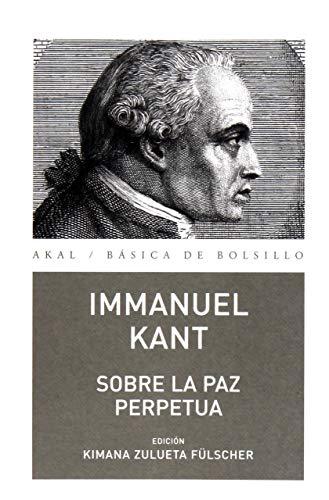 9788446028307: Sobre la paz perpetua (Spanish Edition)