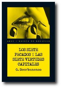 9788446028444: Los siete pecados y las siete virtudes capitales (Básica de Bolsillo)
