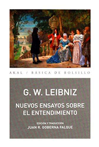NUEVOS ENSAYOS SOBRE EL ENTENDIMIENTO HUMANO: LEIBNIZ,G W