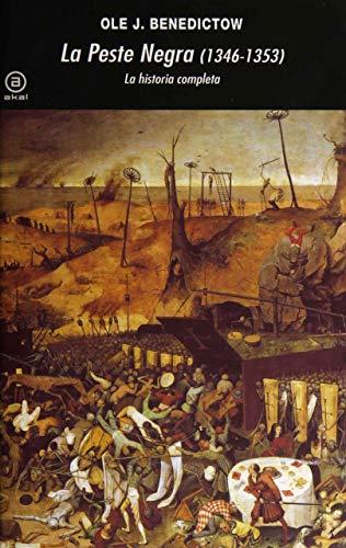9788446029991: La Peste Negra, 1346-1353: La historia completa (Universitaria)
