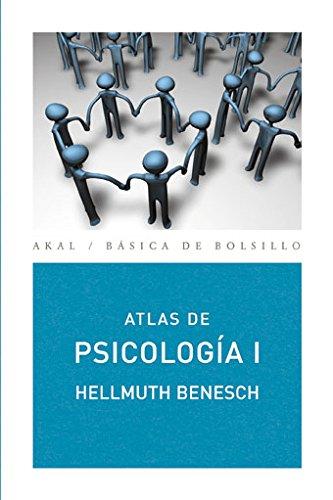 9788446030034: Atlas de Psicología vol. I (Básica de Bolsillo)