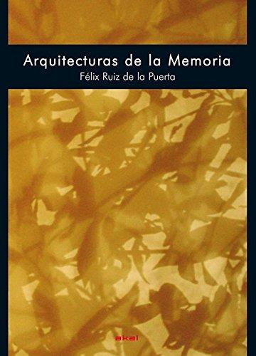 9788446030355: Arquitecturas de la memoria