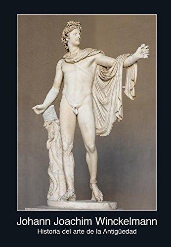 9788446030614: Historia del arte de la Antigüedad