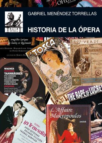 9788446031864: Historia de la ópera