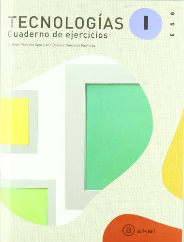 9788446033783: Tecnologías I. Cuaderno de actividades (Enseñanza secundaria) - 9788446033783