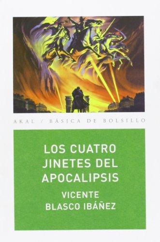 9788446035145: Los cuatro jinetes del Apocalipsis (Básica de Bolsillo)