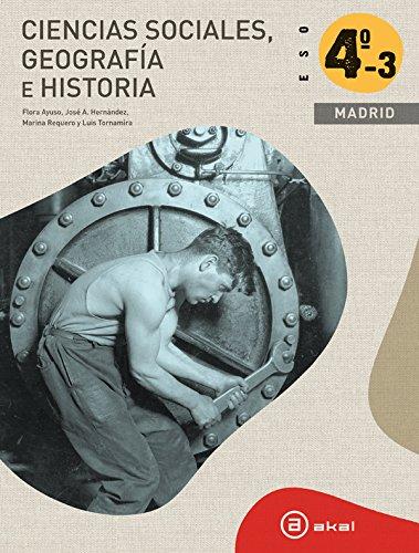 9788446035817: Ciencias Sociales, Geografía e Historia, 4º ESO
