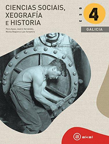 9788446035923: CCSS 4º ESO (Galicia-Gallego). Libro del alumno (Enseñanza secundaria)