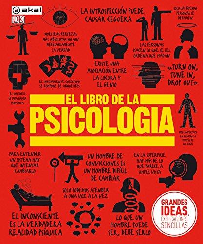 9788446036388: El libro de la Psicología (Grandes temas)