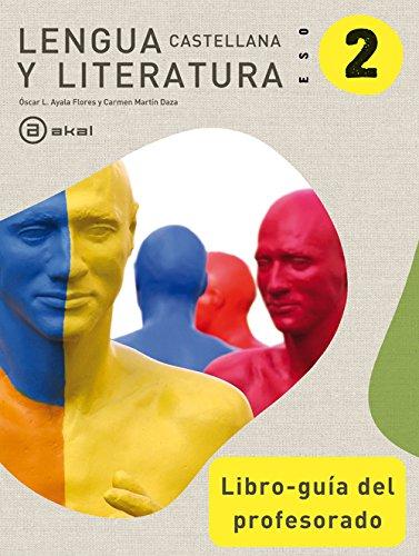 9788446037033: Lengua Castellana y Literatura 2º ESO. Libro-guía del profesorado (Enseñanza secundaria)