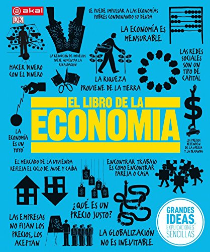 9788446038313: El libro de la economía (Grandes temas)