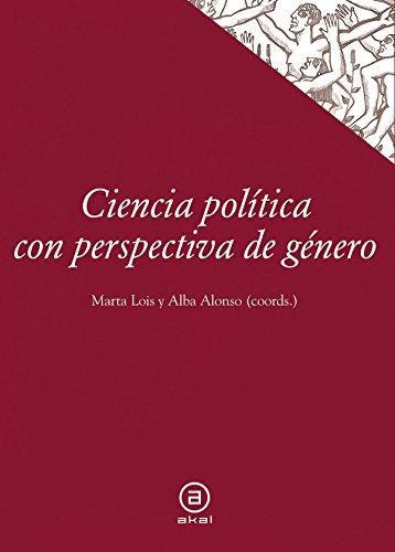 9788446039365: Ciencia política con perspectiva de género