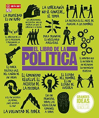 9788446040033: El libro de la política: 35 (Grandes temas)