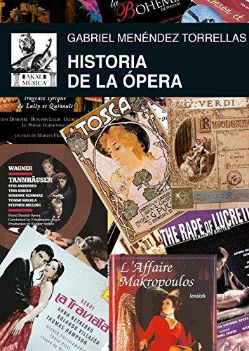 9788446042372: Historia de la ópera (rústica) (Música)