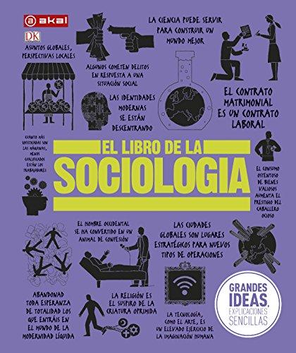 9788446042976: El libro de la sociología: 39 (Grandes temas Gran formato)