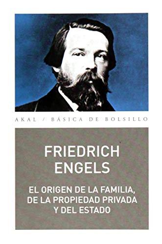 9788446043942: El origen de la familia, de la propiedad privada y del Estado (Básica de Bolsillo)