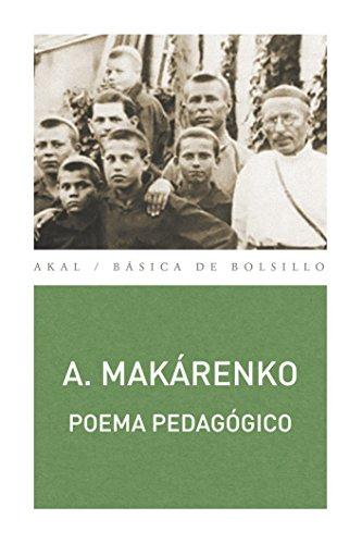 9788446044529: Poema pedagógico (Básica de Bolsillo)