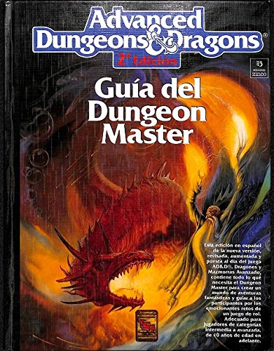 9788446800187: Guia del dungeon master