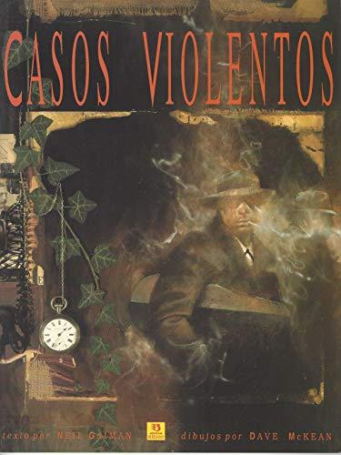 9788446801207: Casos Violentos