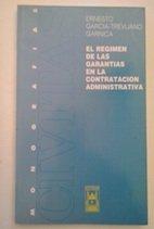 9788447008711: El regimen de las garantias en la contratacion