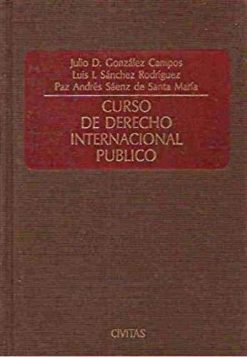 9788447010295: Curso de derecho internacional publico (8447010295)
