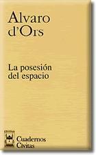 9788447010387: POSESION DEL ESPACIO