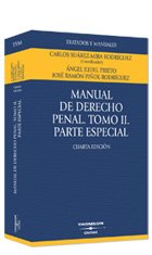 Manual de derecho penal II. Parte Especial: Carlos Suárez -