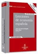 9788447024001: Lecciones de Economía Española (Tratados y Manuales)