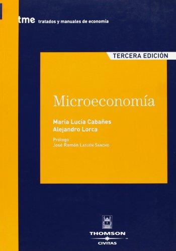 9788447025015: Microeconomía (Tratados y Manuales de Economía)