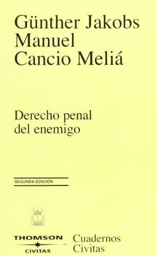 9788447025367: Derecho penal del enemigo (R) (2a.Edic.2006) -PLEASE ASK IF AVAILABLE BEFORE ORDERING-