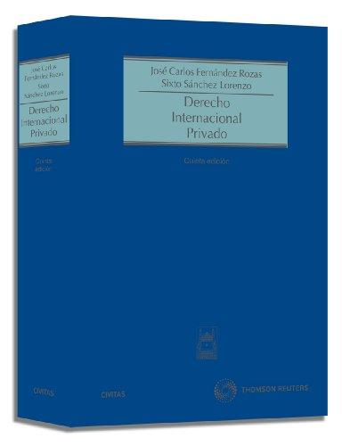 9788447032631: Derecho Internacional Privado