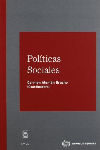 9788447032839: Políticas Sociales (Tratados y Manuales de Economía)