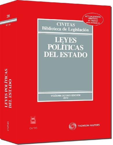 9788447034758: Leyes Políticas del Estado (Código Universitario)