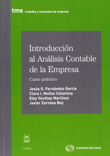 9788447034895: INTRODUCCION AL ANALISIS CONTABLE DE LA EMPRESA