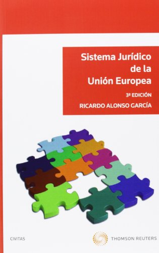 9788447036516: Sistema jurídico de la Unión Europea