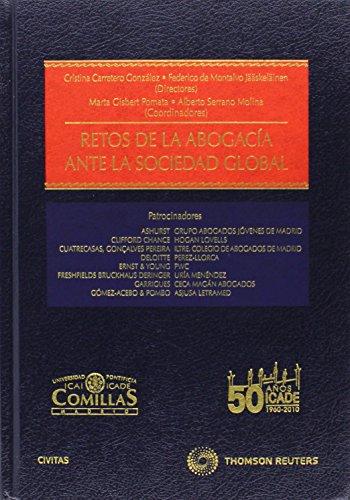 9788447036813: RETOS DE LA ABOGACIA ANTE LA SOCIEDAD GLOBAL