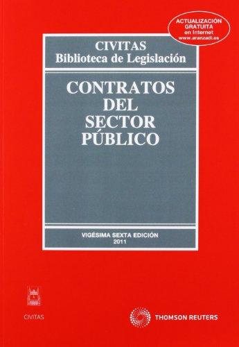 9788447037360: Contratos del Sector Público