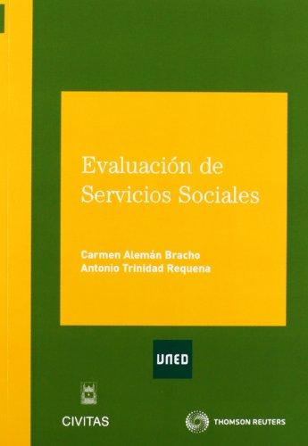 9788447039302: Evaluación de Servicios Sociales (Tratados y Manuales de Economía)