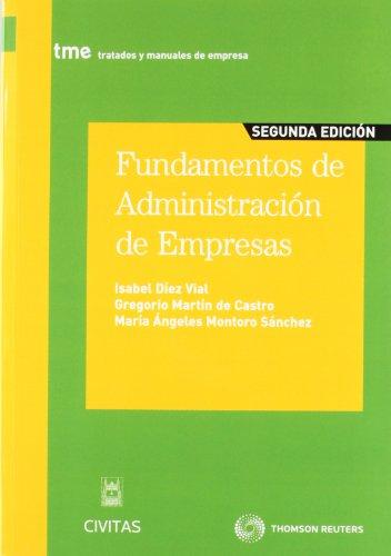 9788447040124: Fundamentos de Administración de Empresas (Tratados y Manuales de Empresa)