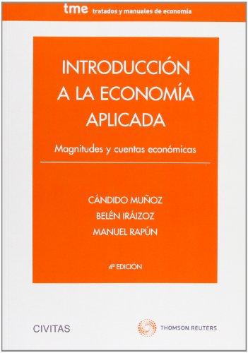 9788447041398: Introduccion A La Economia Aplicada (4ª Ed. )