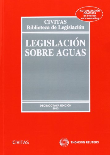 9788447041985: LEGISLACION SOBRE AGUAS