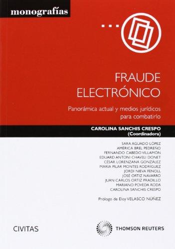 9788447042012: FRAUDE ELECTRONICO